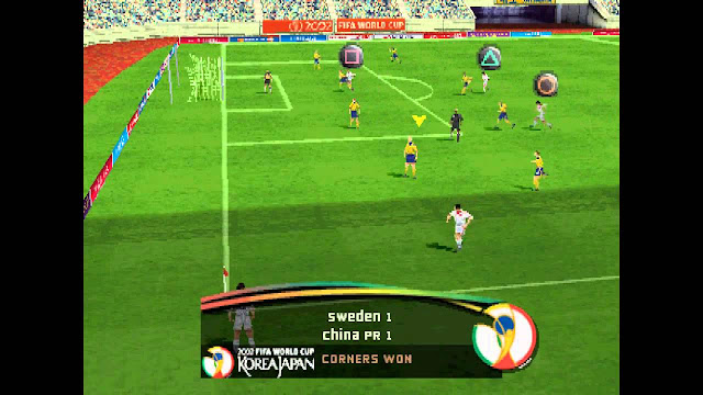 2002 FIFA World Cup screenshot 3