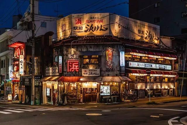 Restoran khas jepang