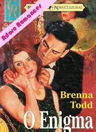 Brenna Todd - O ENIGMA DO MEDALHAO
