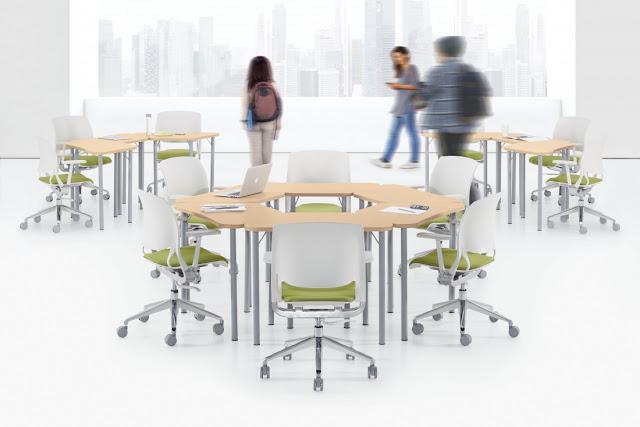 zook modular circle table configuration