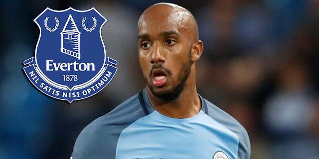 Delph Resmi Tinggalkan Manchester City Dan Gabung Ke Everton