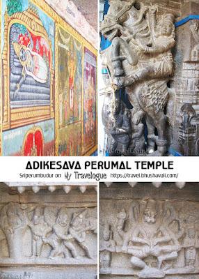 Sriperumbudur Adikesava Perumal Temple Pinterest