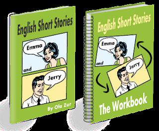 تحميل كتاب English Short Stories Emma & Jerry قصص قصيرة الإنجليزية إيما وجيري pdf