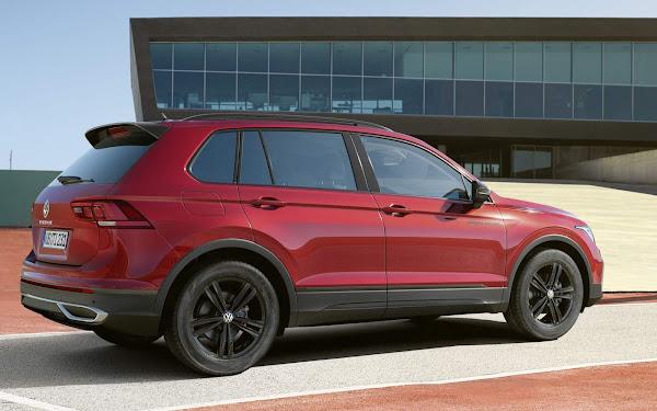 VW Tiguan Urban Sport 2022: precificação parte de €$ 33.125 - Europa