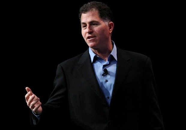 Dell started $ 1,000 37 years ago, last year's revenue was $ 94.2 billion: Founder