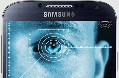 Iris Scanner Galaxy Note7