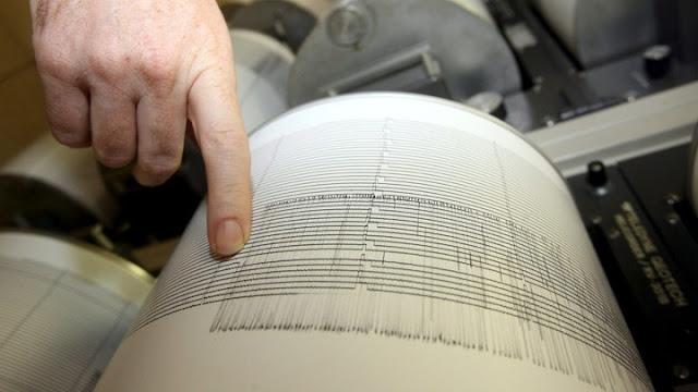 Σεισμός 4,2 Ρίχτερ στην Αττική