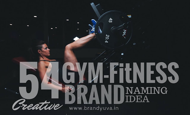 gym-fitness-brand-company-names-idea