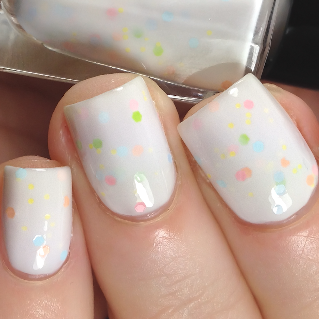 My Stunning Nails-Easter Basket