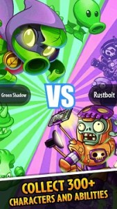 Free Download Plants vs. Zombies Heroes MOD APK v1.30.4