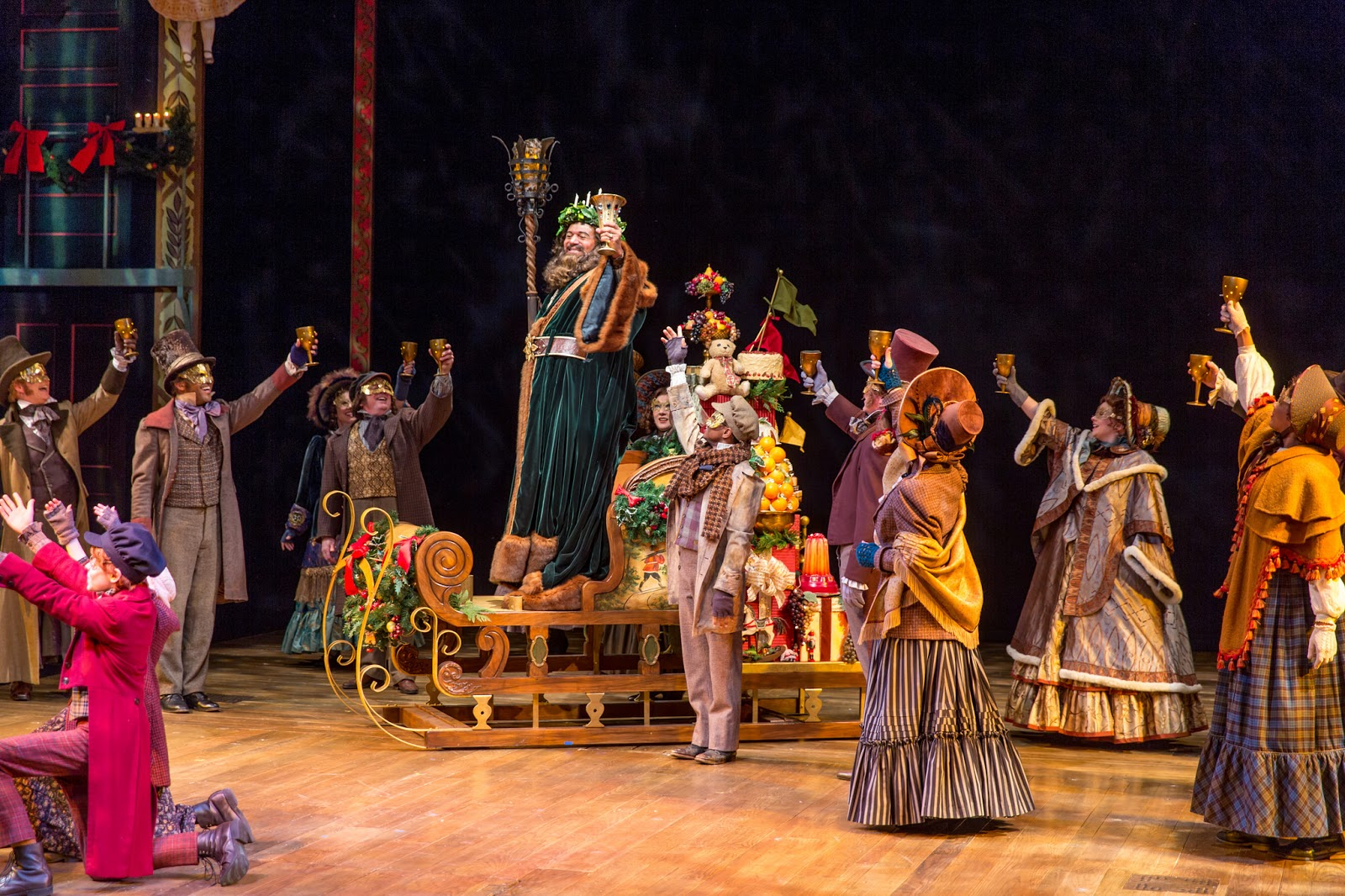 Why Your Family Should See A Christmas Carol In The