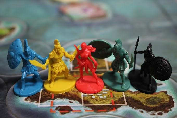 Cyklady - greckie bóstwa i walka o dominację. Recenzja gry