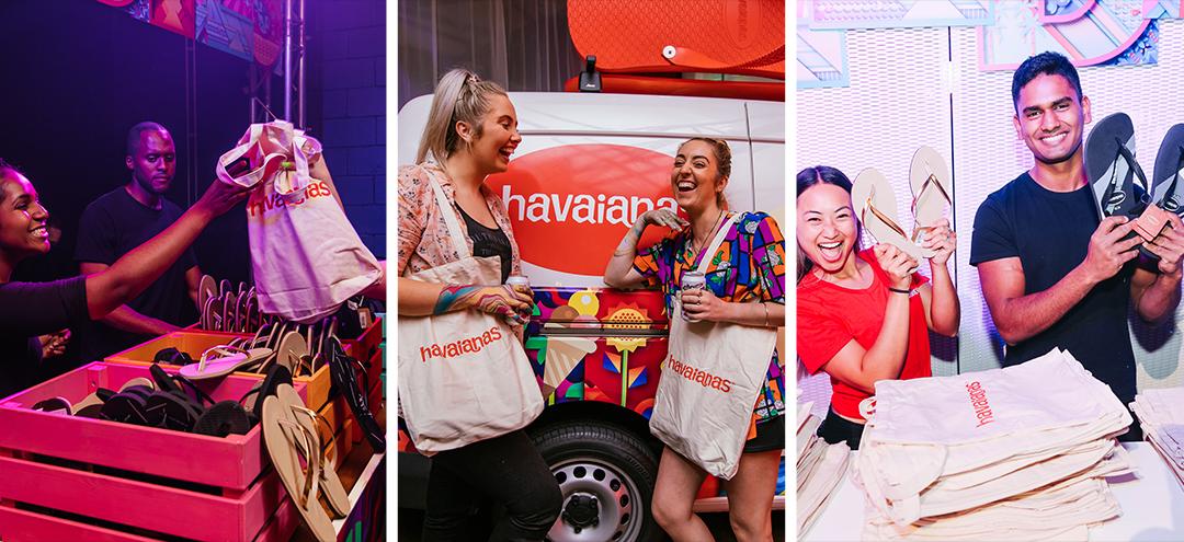 4321b2253 Havaianas 2018 Summer Kick Off Parties! - Havaianas Australia