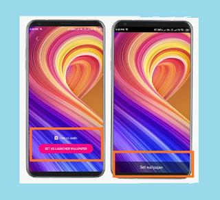 HP Xiaomi Lemot Memakai Live Wallpaper
