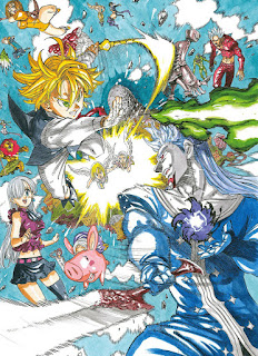 Imagen y trailer para la película The Seven Deadly Sins the Movie: Prisoners of the Sky