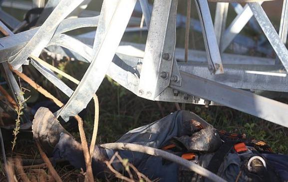 Queda de torre de tensão da Chesf deixa 3 funcionários mortos e 4 feridos na Bahia (Fotos)