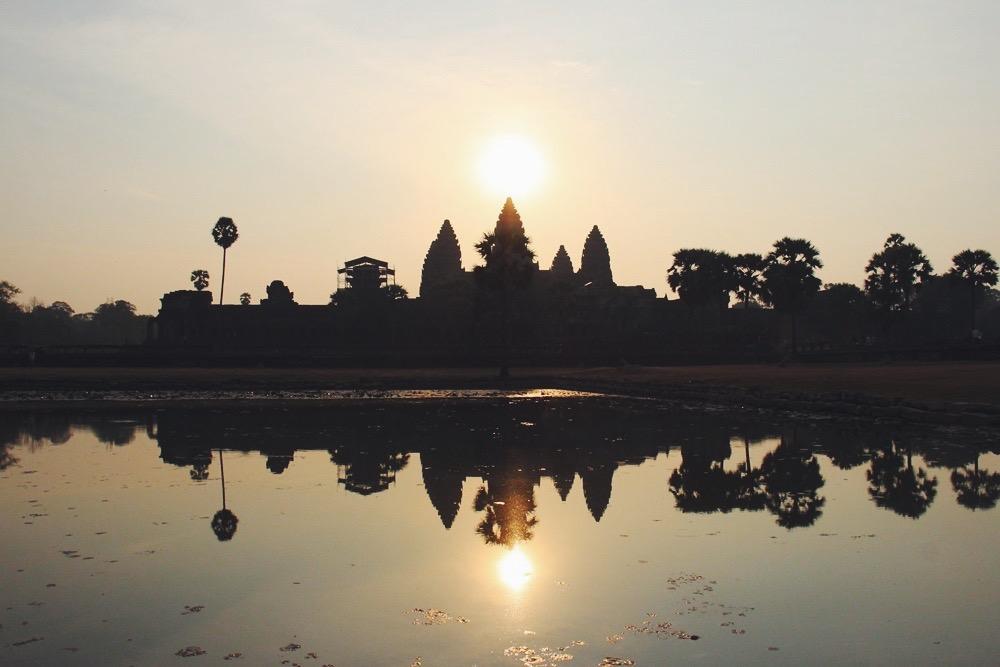 Angkor Wat Tag 3: Ohhhh Jackie-Boy + Wasserfall