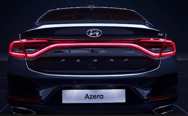 2019 Hyundai Azera Redesign