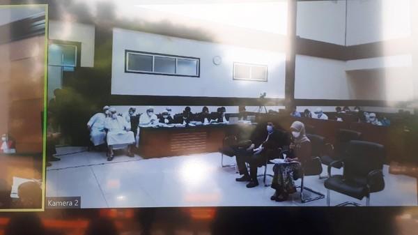 Wagub DKI Kembali Absen Jadi Saksi Sidang Habib Rizieq