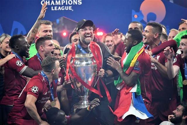 Liverpool thống trị Ngoại hạng Anh: Châu Âu phát cuồng vì Klopp