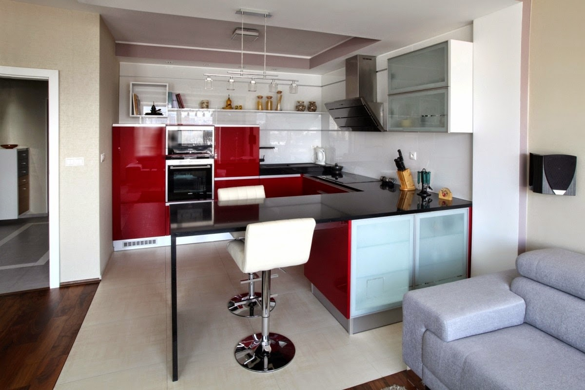 Interessante arredare cucinino stretto ty96 pineglen for Arredare cucinino