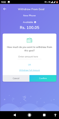 how to withdraw money in easyplan