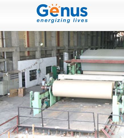 Genus Paper & Boards