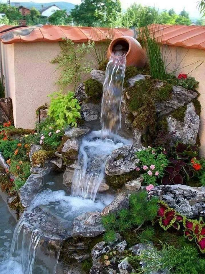 Awesome Front Yard Water Features That Will Beautify Your Outdoor Space