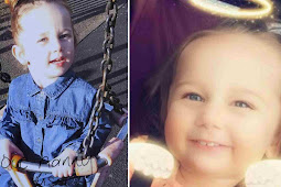 Mom accused of murdering daughter, 3, tells court boyfriend smacked her 'too many times'