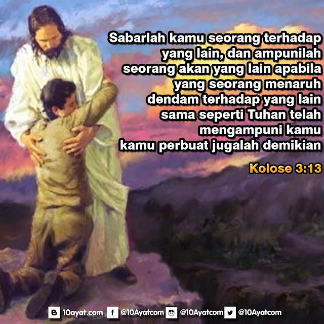 Kolose 3:13