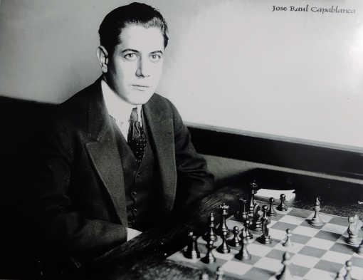 José Raúl Capablanca, champion du monde d'échecs cubain
