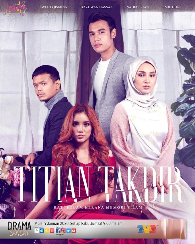 Drama Titian Takdir Slot Lestari TV3