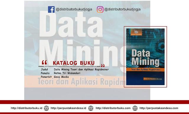 Data Mining Teori dan Aplikasi Rapidminer