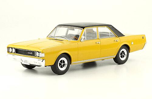 Dodge 3700 GT 1971 coches inolvidables salvat