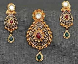 New Earrings jewelry design Image | Fdbnj