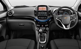 Ulasan dan Harga Chevrolet Orlando Paling Terbaru