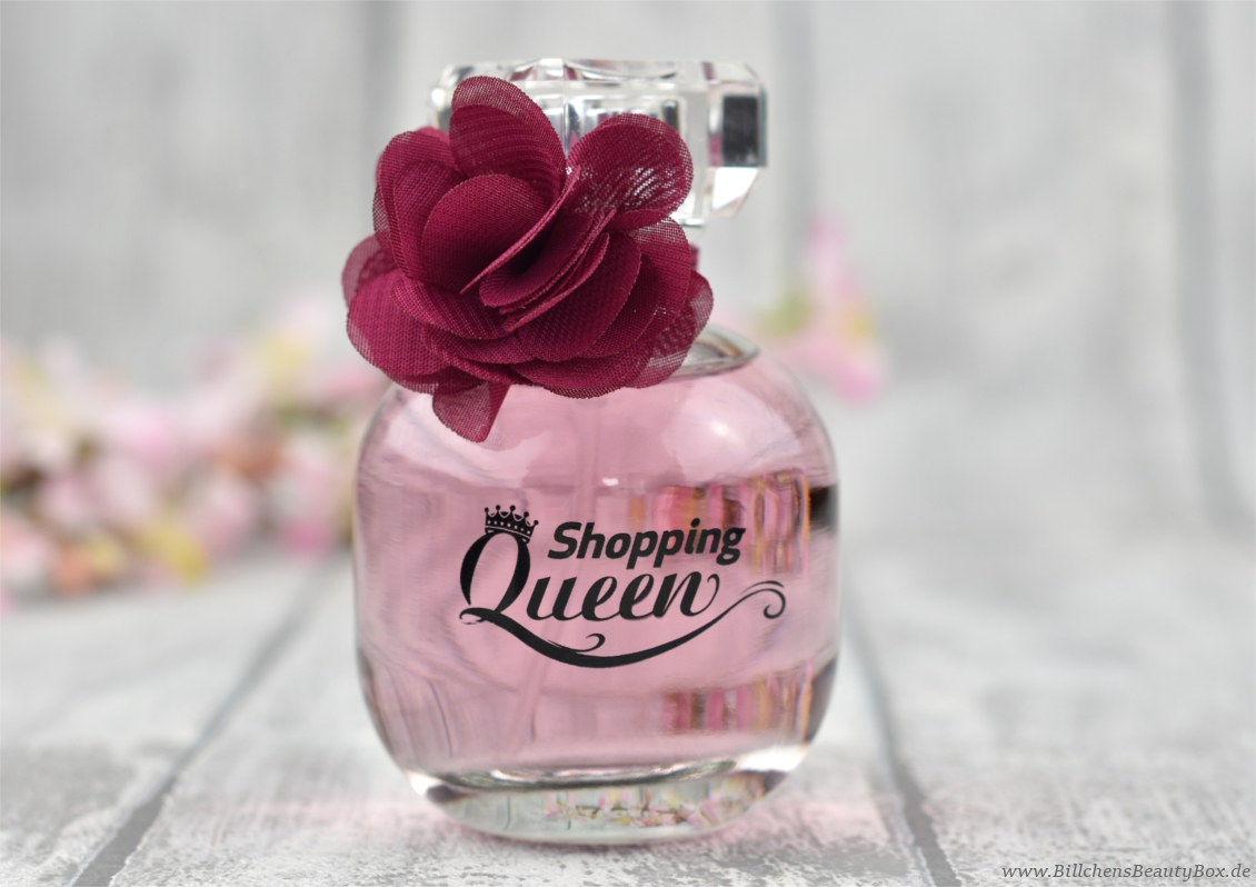 Shopping Queen - Midnight Queen - Flakon und Review