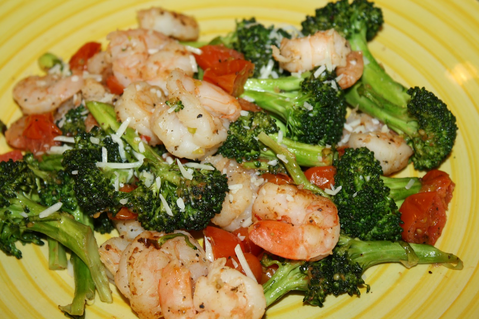 Lean Amp Green Medifast Recipes Northern Italian Shrimp And Brocolli