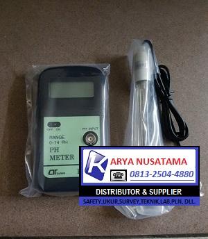 Jual PH 201 + electrode pe 03  PH Meter di Sumatera