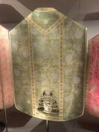 Selection of Vestments from the Diocesan Museum of Trent