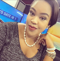 I am single - S£XY Kenyan TV girl screams out after her affair with sponsor flopped.
