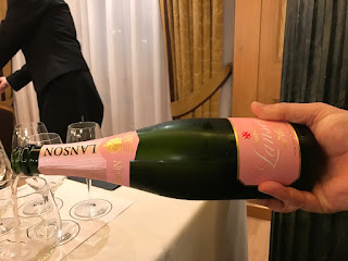 Rosé Label Lanson