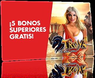 circus promo Maria refriega bonos superiores gratis 10-12 marzo 2021