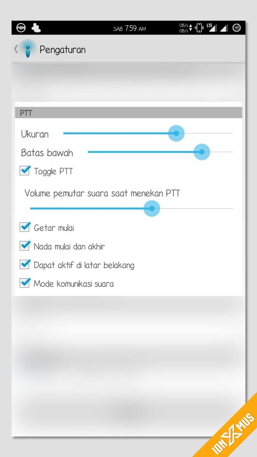 IndoVWT Aplikasi Walkie Talkie