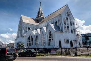 By Dan Lundberg - 20191121_Guyana_0048 Georgetown sRGB, CC BY-SA 2.0, https://commons.wikimedia.org/w/index.php?curid=90520227