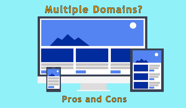 Multiple Domains, Web Hosting, Web Hosting Guides, Domain Name