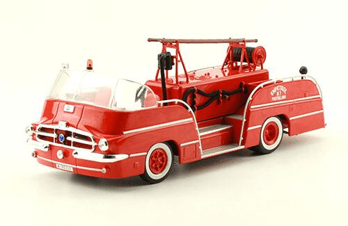 Pegaso 140 D.C.I. 1958 Bomberos de Puertollano vehiculos de reparto y servicio