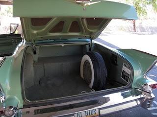 1958 Cadillac Coupe de Ville Baggage