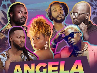 """DOWNLOAD MP3: Young D – """"Angela"""" ft. Flavour, Yemi Alade, Harmonize, Gyptian x Singuila"""