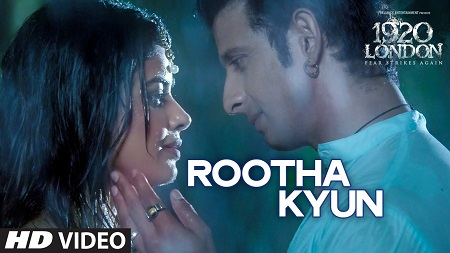Rootha Kyun 1920 LONDON Sharman Joshi Latest Hindi Songs 2016 Meera Chopra Shaarib